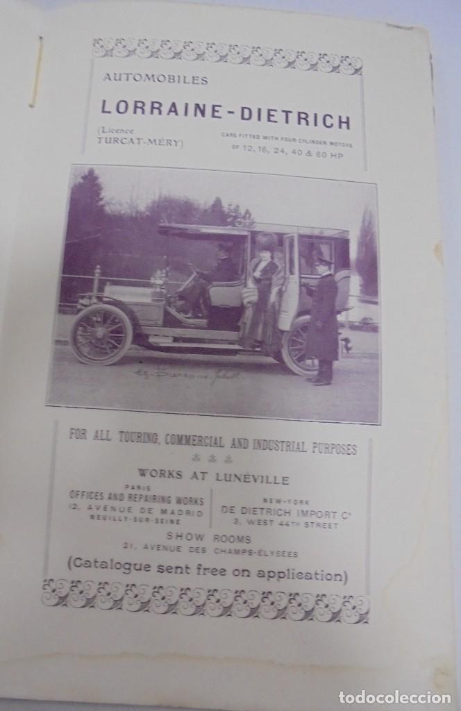 Líneas de navegación: COMPAÑIA GENERAL TRANSATLANTICA. PARIS. S.S. LA PROVENCE. CATALOGO DEL BARCO. ILUSTRADO. VER - Foto 26 - 122359355