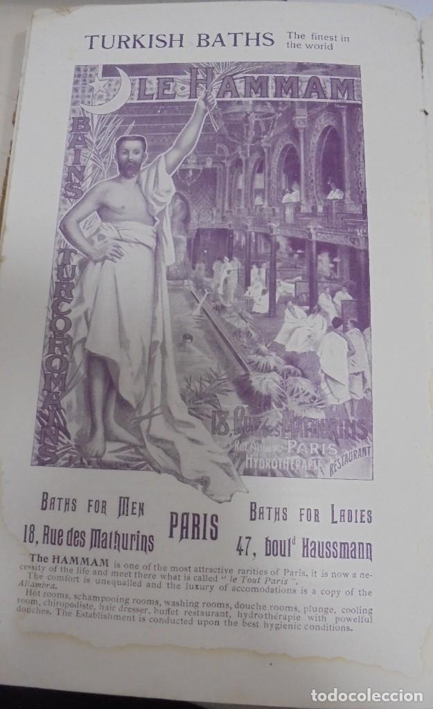 Líneas de navegación: COMPAÑIA GENERAL TRANSATLANTICA. PARIS. S.S. LA PROVENCE. CATALOGO DEL BARCO. ILUSTRADO. VER - Foto 31 - 122359355