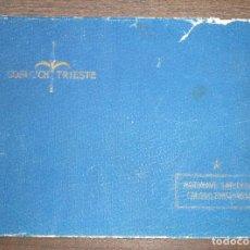 Líneas de navegación: MOTONAVE SATURNINA DE LA COSULICH. CIA. DE NAVEGACION BOTADA EN LOS ASTILLEROS MONFALCON.1925. Lote 123121431