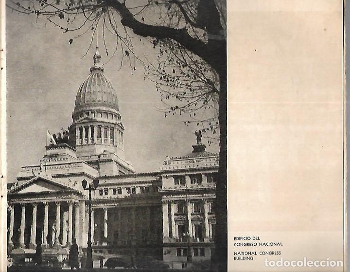 Líneas de navegación: CATALOGO. FRAGATA A.R.A. LIBERTAD. ARMADA ARGENTINA. VIAJE DE INSTRUCCION 1963. VER FOTOS. 26 X 23CM - Foto 3 - 126631331