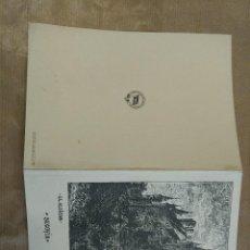 Líneas de navegación: PROGRAMA BAILES DEL BARCO CRISTOBAL COLON 1930. EL ALCAZAR SEGOVIA. COMPAÑIA TRASATLANTICA BARCELONA. Lote 127920115