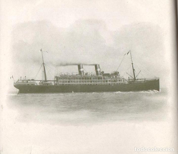 Líneas de navegación: DA GENOVA AL PLATA SUL PRINCIPE DI UDINE LLOYD SABAUDO (1907) - Foto 5 - 128124899