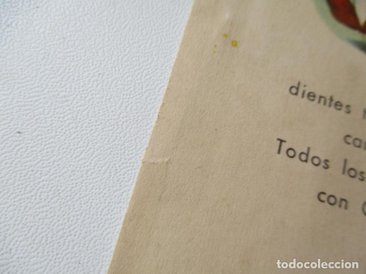 Líneas de navegación: ANTIGUA LÁMINA DE: CÓDIGO INTERNACIONAL DE SEÑALES DE LA NAVEGACIÓN MARÍTIMA-29.5X12.5 CM.- CERRADA - Foto 3 - 133034406