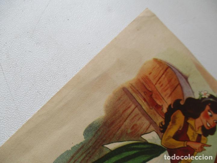 Líneas de navegación: ANTIGUA LÁMINA DE: CÓDIGO INTERNACIONAL DE SEÑALES DE LA NAVEGACIÓN MARÍTIMA-29.5X12.5 CM.- CERRADA - Foto 5 - 133034406