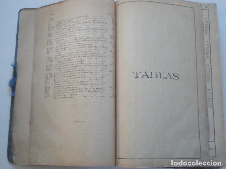 Líneas de navegación: COLECCION DE TABLAS NAUTICAS - FRANCISCO GRAIÑO - EL CORREO GALLEGO 1905 // SELLO R. DEL VILLAR - Foto 12 - 148538878