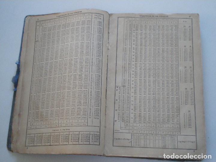 Líneas de navegación: COLECCION DE TABLAS NAUTICAS - FRANCISCO GRAIÑO - EL CORREO GALLEGO 1905 // SELLO R. DEL VILLAR - Foto 13 - 148538878