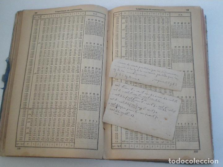 Líneas de navegación: COLECCION DE TABLAS NAUTICAS - FRANCISCO GRAIÑO - EL CORREO GALLEGO 1905 // SELLO R. DEL VILLAR - Foto 18 - 148538878