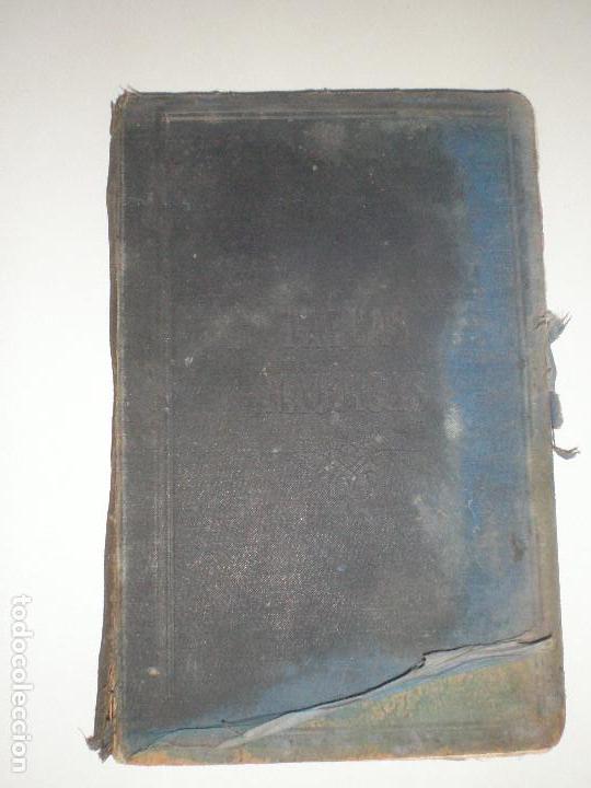 COLECCION DE TABLAS NAUTICAS - FRANCISCO GRAIÑO - EL CORREO GALLEGO 1905 // SELLO R. DEL VILLAR (Coleccionismo - Líneas de Navegación)