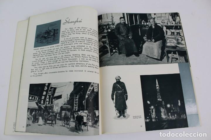 Líneas de navegación: PR-967. FOLLETO ORIENT JAVA, AFRICA LINE. FOLLOW THE TRACK OF THE ANCIENT NAVIGATORS. 1938. - Foto 4 - 156174286