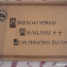 Líneas de navegación: COMPAÑIA TRASATLANTICA BARCELONA. CATALOGO DE VAPORES. Lote 176037294