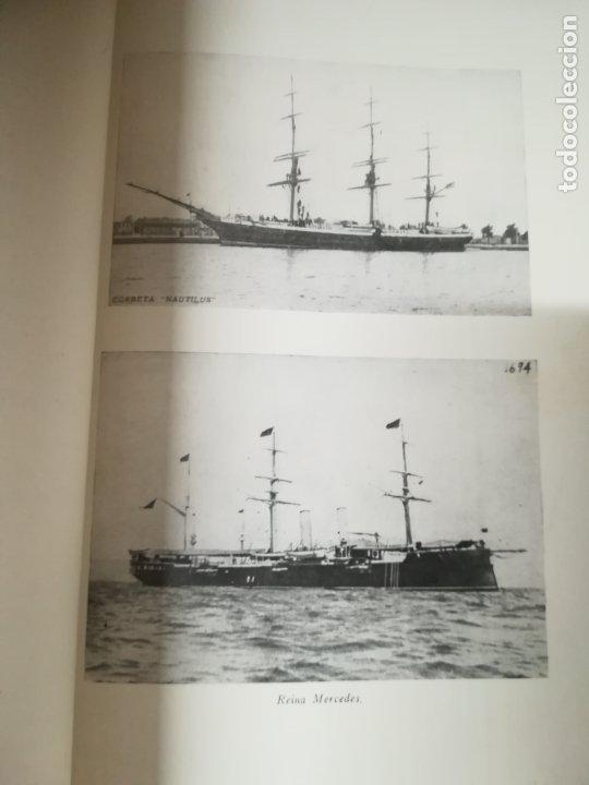 Líneas de navegación: NOTAS BIOGRAFICAS DE JUAN CERVERA VALDERRAMA TOPETE Y CABRERA. 1º MARQUES CASA CERVERA. 1961 - Foto 2 - 182941618