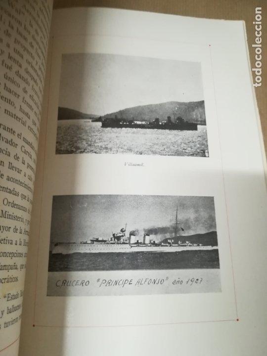Líneas de navegación: NOTAS BIOGRAFICAS DE JUAN CERVERA VALDERRAMA TOPETE Y CABRERA. 1º MARQUES CASA CERVERA. 1961 - Foto 5 - 182941618