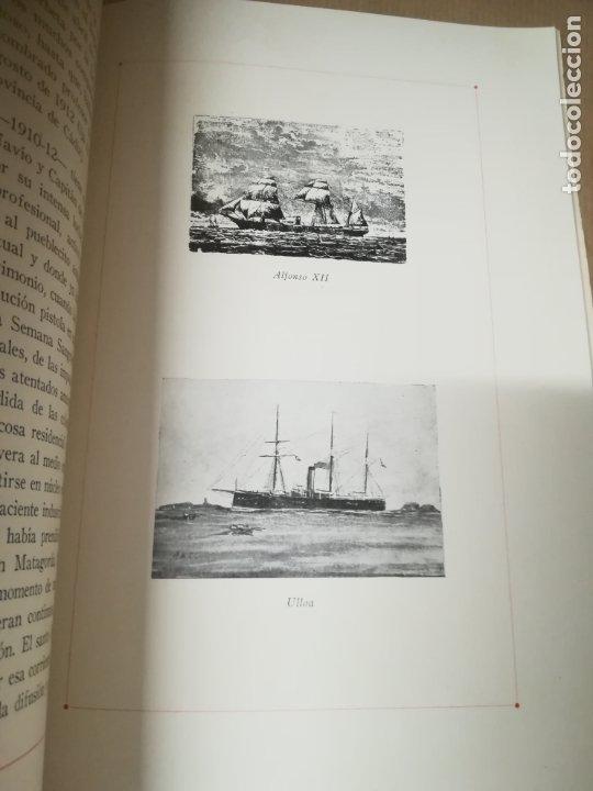 Líneas de navegación: NOTAS BIOGRAFICAS DE JUAN CERVERA VALDERRAMA TOPETE Y CABRERA. 1º MARQUES CASA CERVERA. 1961 - Foto 6 - 182941618