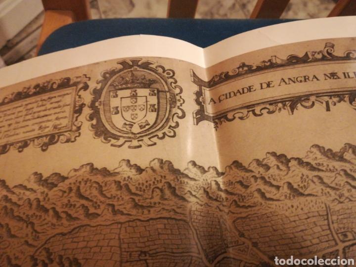 Líneas de navegación: Representación de 1495 de la ciudad de Angra y alrededores - Foto 3 - 189379923