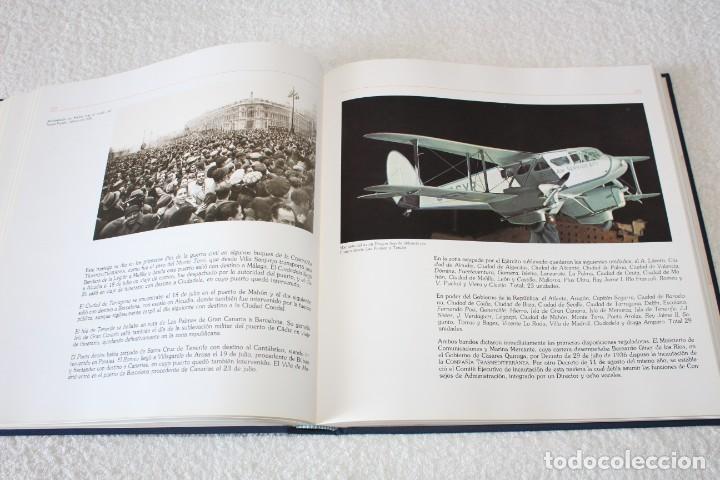 Líneas de navegación: TRASMEDITERRANEA, TODO AVANTE (75 ANIVERSARIO). MARINO GOMEZ SANTOS - 1ª EDICIÓN 1991 - Foto 14 - 194950332