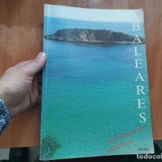 Líneas de navegación: TOMO GUÍA I FORMACIÓN NÁUTICA BALEARES 1988 PISIBLE RECOGIDA EN MALLORCA . Lote 195309607