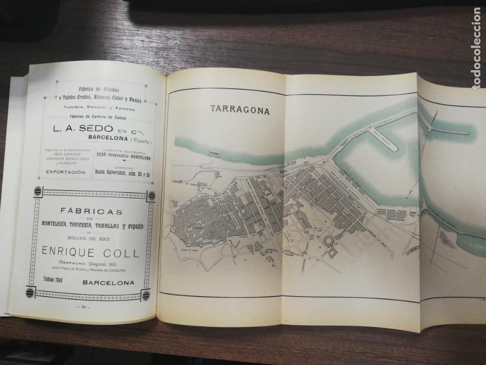 Líneas de navegación: COMPAÑIA TRASATLANTICA. VAPORES CORREOS ESPAÑOLES. LIBRO DE INFORMACION PARA PASAJEROS. 1913-14. - Foto 7 - 196863140