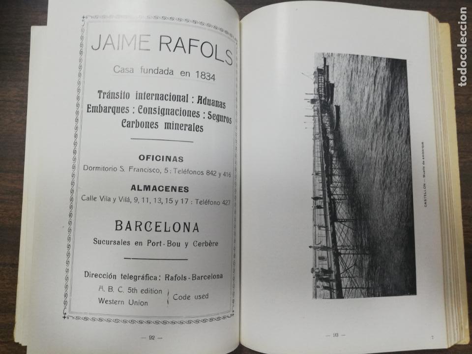 Líneas de navegación: COMPAÑIA TRASATLANTICA. VAPORES CORREOS ESPAÑOLES. LIBRO DE INFORMACION PARA PASAJEROS. 1913-14. - Foto 9 - 196863140