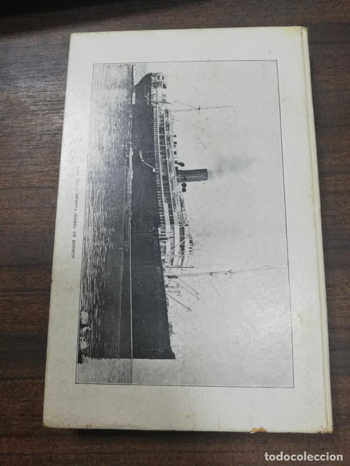 Líneas de navegación: COMPAÑIA TRASATLANTICA. VAPORES CORREOS ESPAÑOLES. LIBRO DE INFORMACION PARA PASAJEROS. 1913-14. - Foto 12 - 196863140