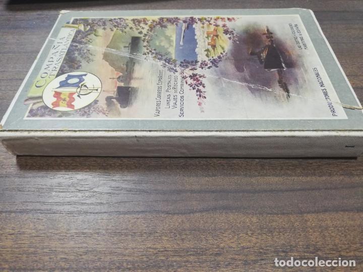 Líneas de navegación: COMPAÑIA TRASATLANTICA. VAPORES CORREOS ESPAÑOLES. LIBRO DE INFORMACION PARA PASAJEROS. 1913-14. - Foto 13 - 196863140