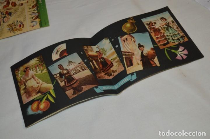 Líneas de navegación: IBERIA años 50/60 - Lote antiguos documentos / catálogos pasajeros - Muy curiosos y variados ¡Mira! - Foto 7 - 198845186
