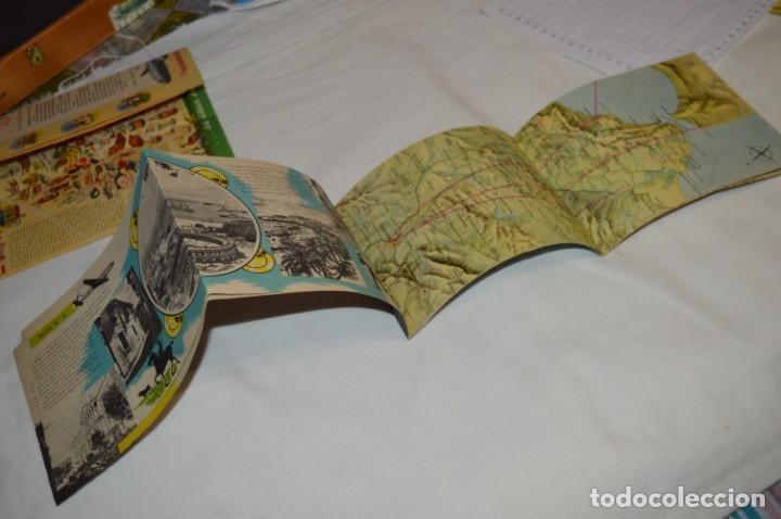 Líneas de navegación: IBERIA años 50/60 - Lote antiguos documentos / catálogos pasajeros - Muy curiosos y variados ¡Mira! - Foto 8 - 198845186