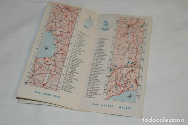 Líneas de navegación: IBERIA años 50/60 - Lote antiguos documentos / catálogos pasajeros - Muy curiosos y variados ¡Mira! - Foto 19 - 198845186