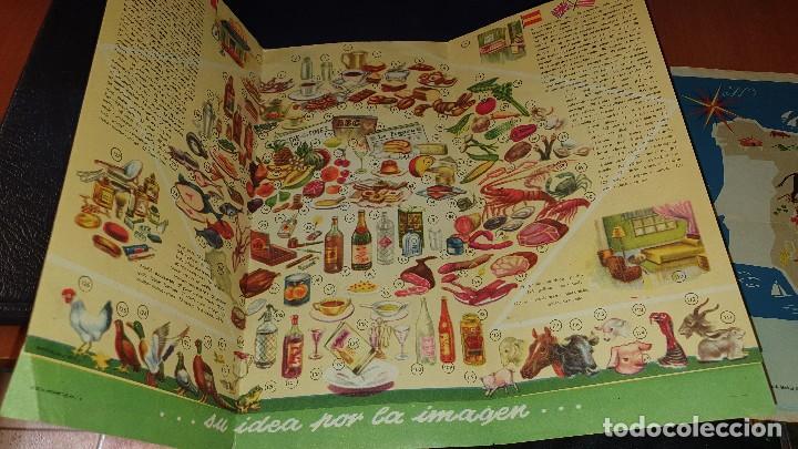 Líneas de navegación: Varios impresos de iberia, carpetilla, publicidad, idioma grafico, carta sobre, emt linea - Foto 7 - 206515461