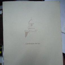 Líneas de navegación: CENTINELAS DE LUZ. CARPETA DE 14 DIBUJOS DE JOSÉ MANUEL YAÑEZ DIPUTACIÓN DE A CORUÑA. A CORUÑA 2.003. Lote 209134518
