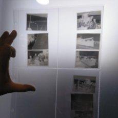 Líneas de navegación: NEGATIVOS FOTOGRÁFICOS DE UN VIAJE EN YATE DE RECREO O SIMILAR. AÑOS 1920 APROX.. Lote 209155935