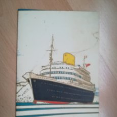 Linee di navigazione: ROYAL MAIL. LIST OF PASSENGERS. R.M.S. ANDES. 1949.. Lote 244475925