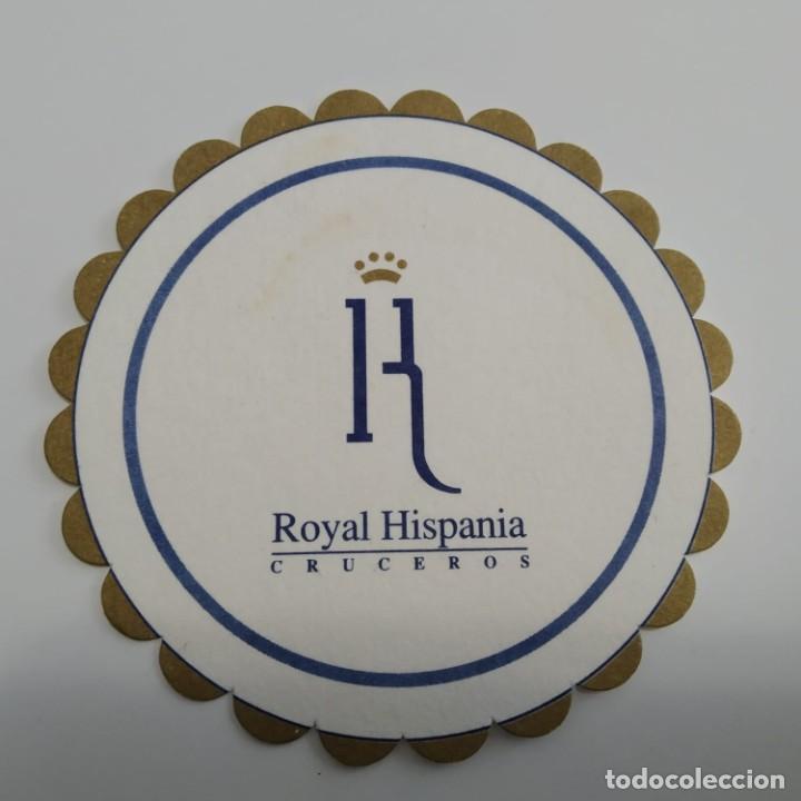 Líneas de navegación: Lote de la antigua naviera española Royal Hispania Cruceros, Casino Royal y Buque Don Juan, años 90 - Foto 6 - 247996525