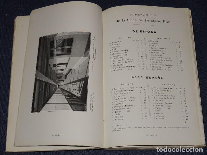 Líneas de navegación: COMPAÑIA TRASATLANTICA , VAPORES CORREOS ESPAÑOLES, VIAJES POSTALES 1913 - 14 , ANTES A LOPEZ Y CIA - Foto 5 - 266517658