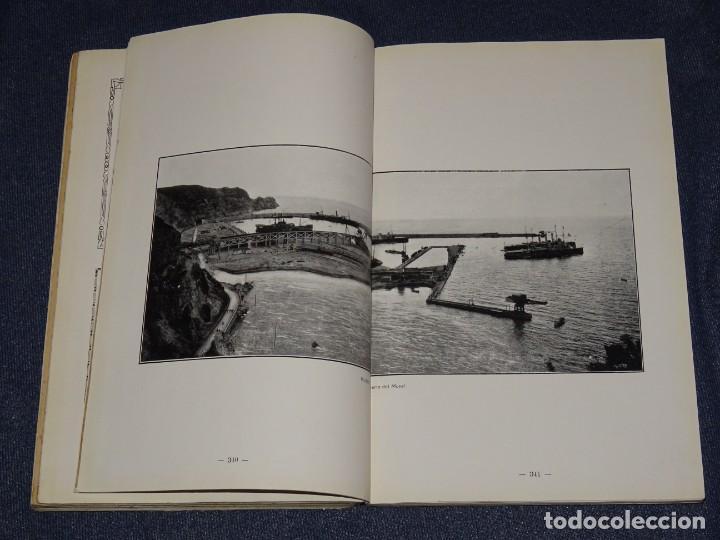 Líneas de navegación: COMPAÑIA TRASATLANTICA , VAPORES CORREOS ESPAÑOLES, VIAJES POSTALES 1913 - 14 , ANTES A LOPEZ Y CIA - Foto 6 - 266517658