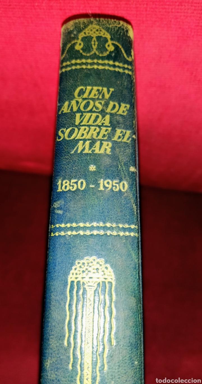 Líneas de navegación: Cien años de vida sobre el mar. 1850 - 1950. Compañía Trasatlantica. 2000 ejemplares. - Foto 5 - 286880583