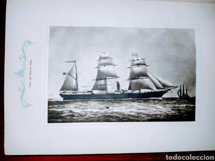 Líneas de navegación: Cien años de vida sobre el mar. 1850 - 1950. Compañía Trasatlantica. 2000 ejemplares. - Foto 7 - 286880583