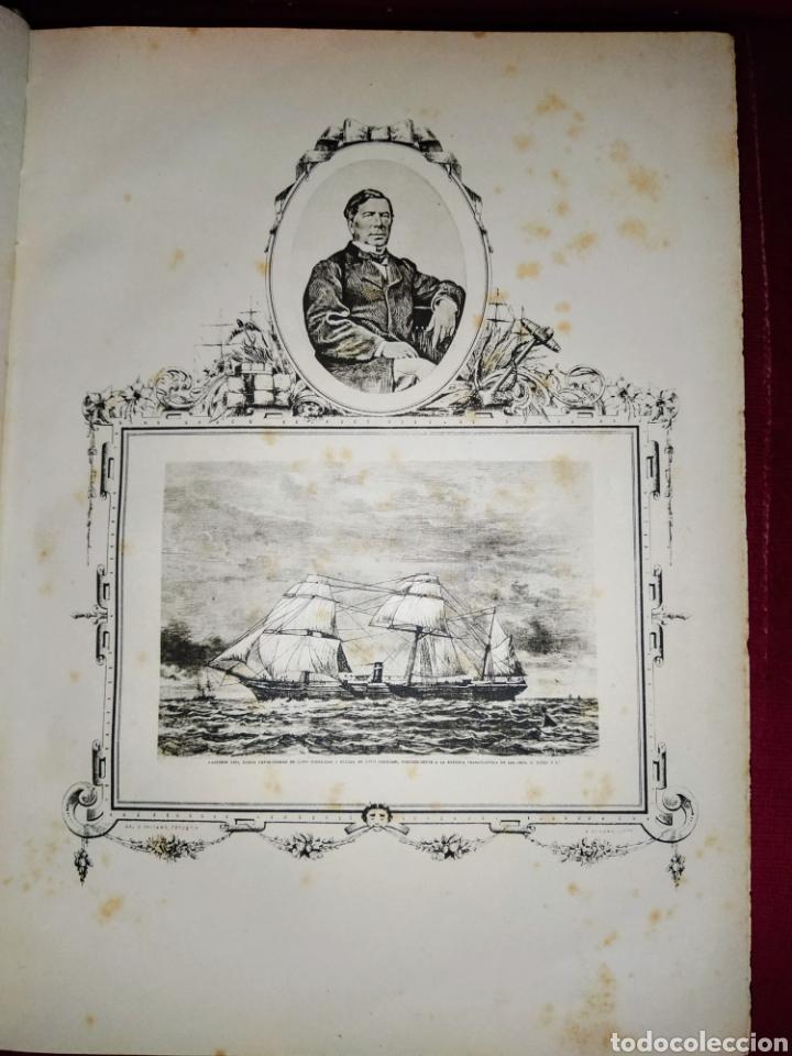 Líneas de navegación: Cien años de vida sobre el mar. 1850 - 1950. Compañía Trasatlantica. 2000 ejemplares. - Foto 10 - 286880583