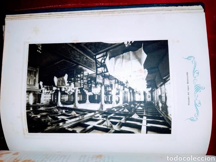 Líneas de navegación: Cien años de vida sobre el mar. 1850 - 1950. Compañía Trasatlantica. 2000 ejemplares. - Foto 13 - 286880583