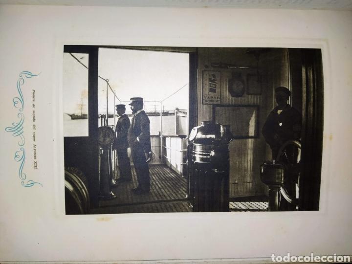 Líneas de navegación: Cien años de vida sobre el mar. 1850 - 1950. Compañía Trasatlantica. 2000 ejemplares. - Foto 15 - 286880583