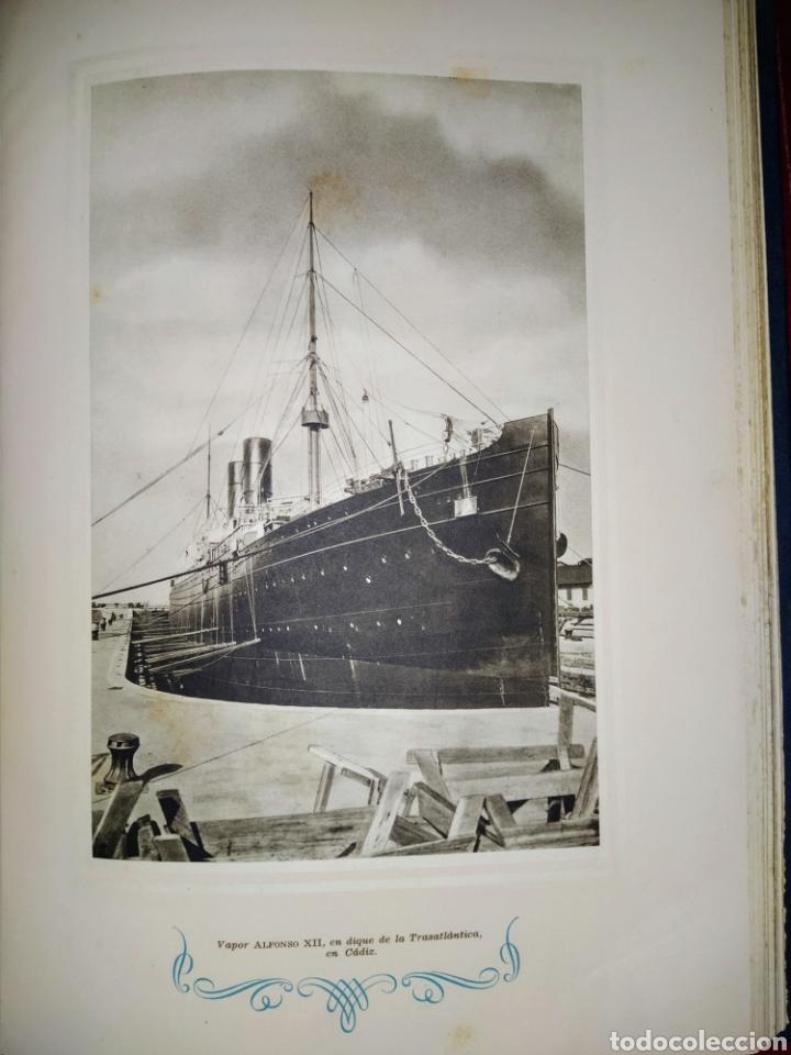 Líneas de navegación: Cien años de vida sobre el mar. 1850 - 1950. Compañía Trasatlantica. 2000 ejemplares. - Foto 18 - 286880583