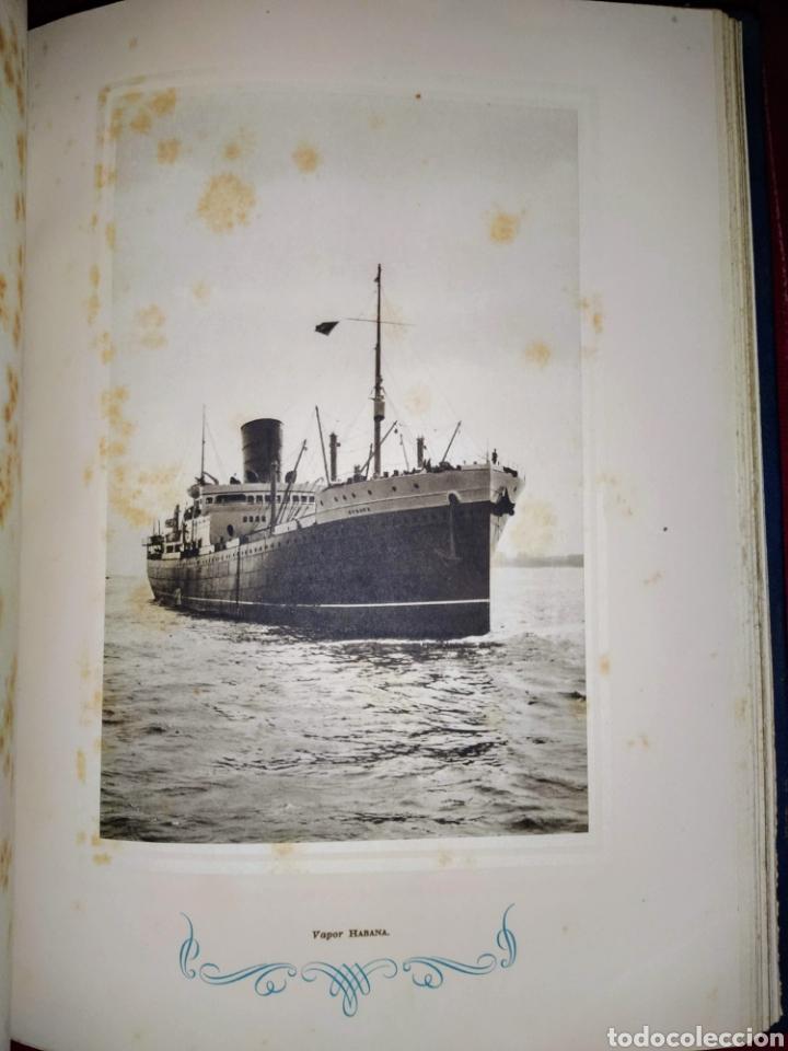 Líneas de navegación: Cien años de vida sobre el mar. 1850 - 1950. Compañía Trasatlantica. 2000 ejemplares. - Foto 19 - 286880583