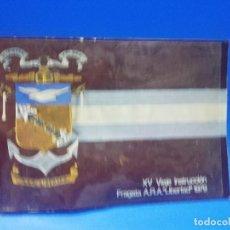 Líneas de navegación: XV VIAJE INSTRUCCION FRAGATA A.R.A. LA LIBERTAD. 1979. MEDIDAS : 28 X 18,5 CM APROX.. Lote 289247423