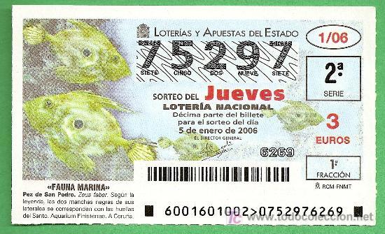2006 AÑO COMPLETO DE LOTERÍA NACIONAL CON JUEVES Y SÁBADOS (PR13) (Coleccionismo - Lotería Nacional)