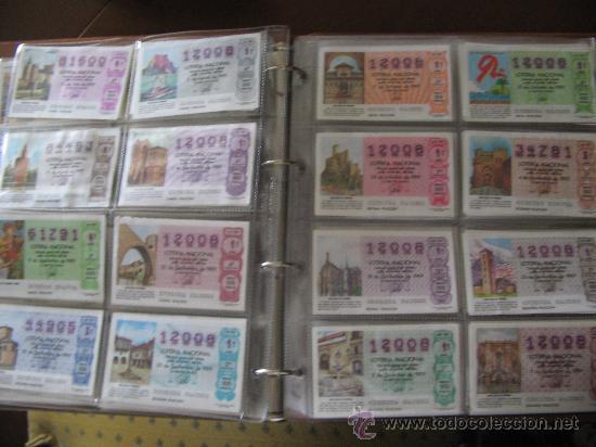 Lotería Nacional: Album cupones de loteria - Foto 7 - 27210236