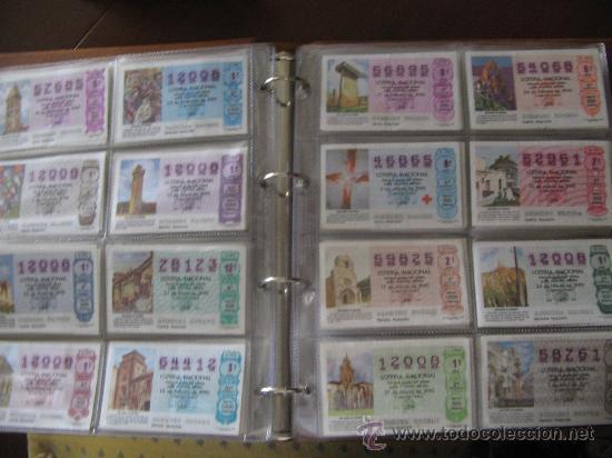 Lotería Nacional: Album cupones de loteria - Foto 8 - 27210236