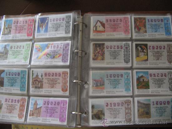 Lotería Nacional: Album cupones de loteria - Foto 10 - 27210236