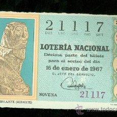 Lotería Nacional: LOTERIA NACIONAL Nº 2. 1967.. Lote 26079307