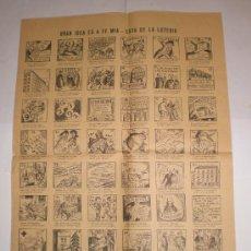 Lotería Nacional: INTERESANTES VIÑETAS, SERVICIO NACIONAL DE LOTERIAS-1966. Lote 31982019