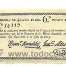 Lotería Nacional: 1859. VALENCIA