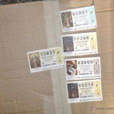 Lotería Nacional: LOTERIA NACIONAL VARIOS NÚMEROS 2013. Lote 41435313